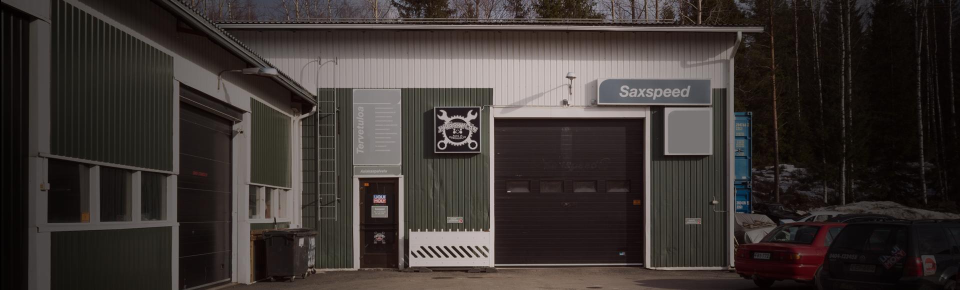Jyväskylän Auto ja Konehuolto